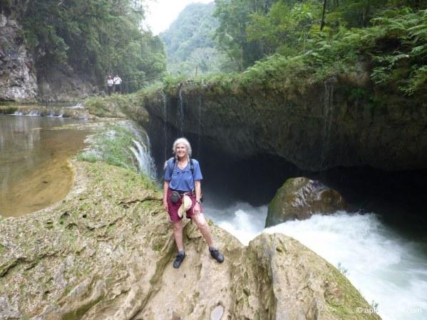 Rao Thuong hidden river inside Phong Nha National Park