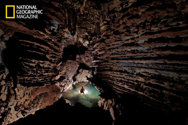 Swallow-cave-Vietnam in Phong Nha National park
