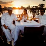 Saigon dinner cruise – Cyclo tour – Water puppet show (Private evening activities)