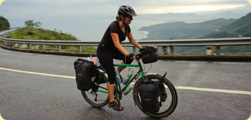 Vietnam: Cycling in World's Top Ten routes 10 Days