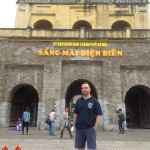 May 2014 – Mr. Cristianu Bisu traveled Vietnam in 10 days