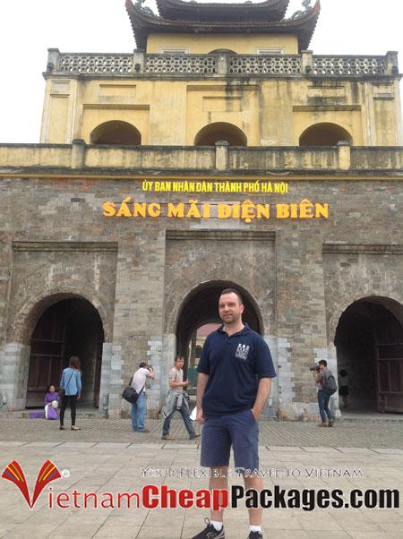 Thang Long Royal Citadel reviews