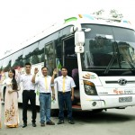Sapa Express – the new buslines on Hanoi Lao Cai highway