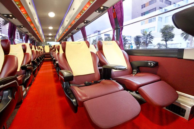 Sapa Express bus Hanoi Lao Cai