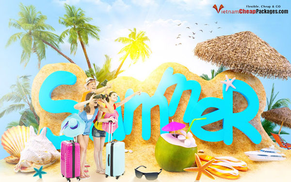 Great Offers for Cambodia Vietnam Summer Holidays - July '15