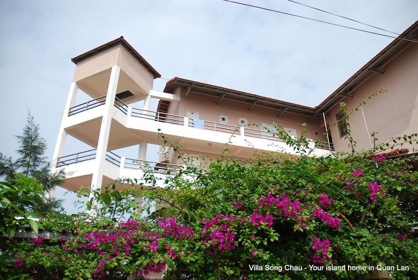 Song Chau villa, Quan Lan island