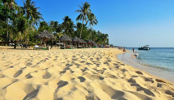Bai Truong beach, Phu Quoc island