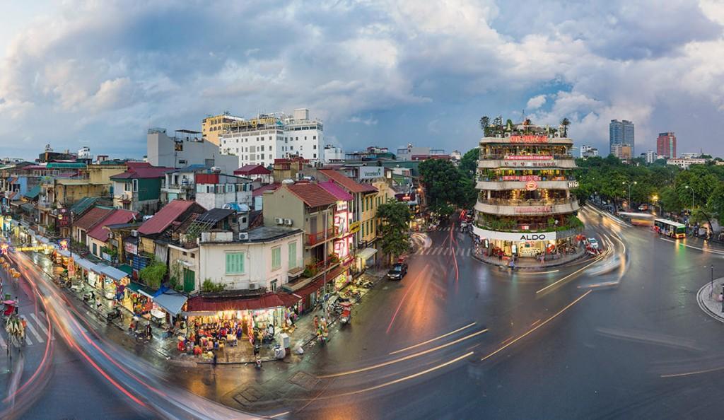 Hanoi shopping paradise