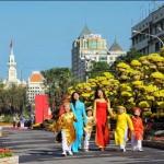 Tet holiday in Vietnam